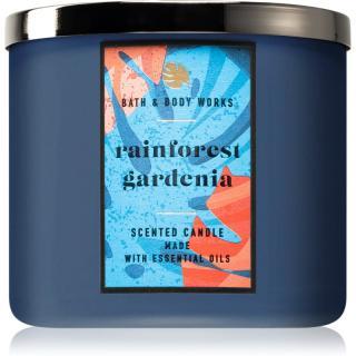 Bath & Body Works Rainforest Gardenia vonná svíčka 411 g 411 g