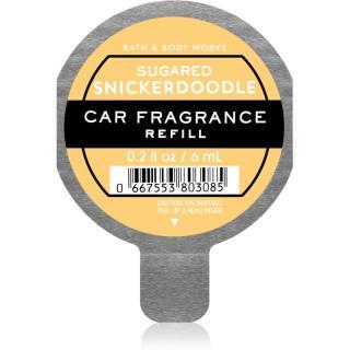 Bath & Body Works Sugared Snickerdoodle vůně do auta náhradní náplň 6 ml 6 ml