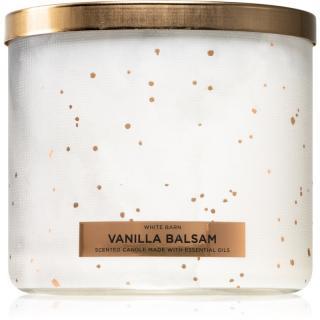Bath & Body Works Vanilla Balsam vonná svíčka 411 g 411 g