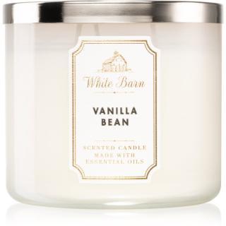 Bath & Body Works Vanilla Bean vonná svíčka 411 g 411 g