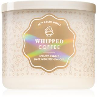 Bath & Body Works Whipped Coffee vonná svíčka 411 g 411 g