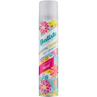 Batiste Fragrance Floral suchý šampon pro všechny typy vlasů 200 ml dámské 200 ml