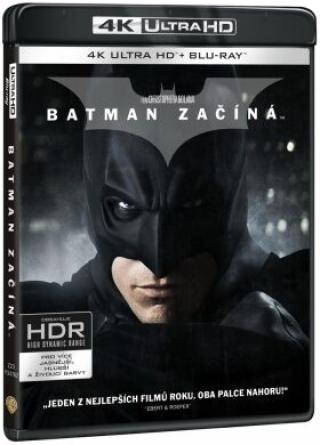 Batman začíná - 4K/UHD   BD