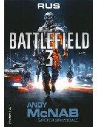 Battlefield 3: Rus - McNab Andy, Grimsdale Peter