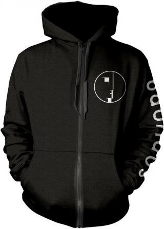 Bauhaus Bela Lugosis Dead Hooded Sweatshirt Zip M Black M