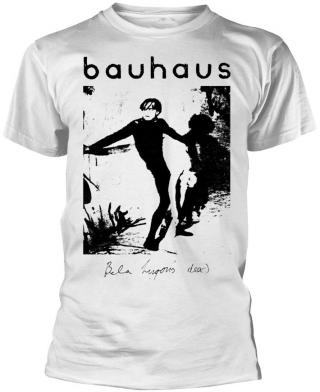 Bauhaus Bela Lugosis Dead White T-Shirt XL XL