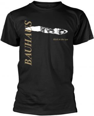 Bauhaus Kick In The Eye XL pánské Black XL