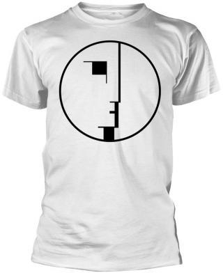 Bauhaus Logo White T-Shirt M M