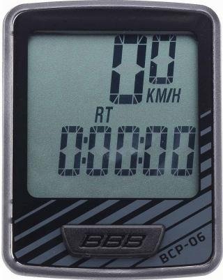 BBB BCP-06 DashBoard Black/Grey