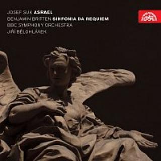BBC Symphony Orchestra, Jiří Bělohlávek – Suk: Asrael - Britten: Sinfonia da Requiem CD