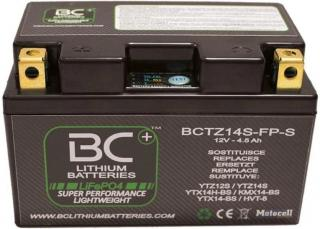 BC Battery BCTZ14S-FP-S Lithium Battery