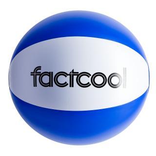 Beach ball FACTCOOL Waikiki Blue One size