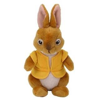 Beanie Babies Lic PETER králík, 15 cm - Mopsy