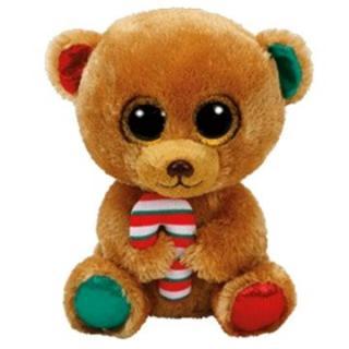 Beanie Boos Bella - Medvídek s cukrátkem