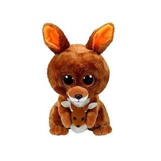 Beanie Boos Kipper - brown kangaroo 24 cm