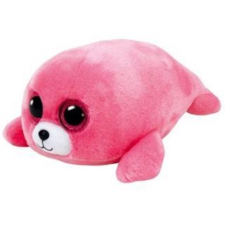 Beanie Boos Pierre - pink seal 24 cm
