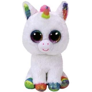Beanie Boos Pixy - White Unicorn 24 cm