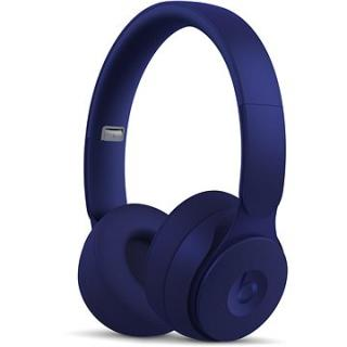 Beats Solo Pro Wireless - More Matte Collection - tmavě modrá