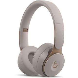 Beats Solo Pro Wireless - šedá