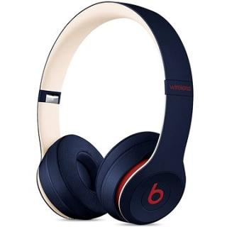 Beats Solo3 Wireless - Beats Club Collection - Club modrá