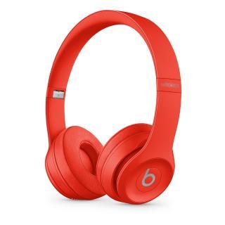Beats Solo3 Wireless, červená