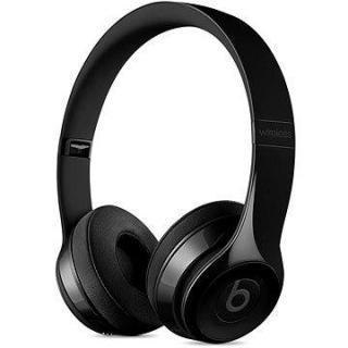 Beats Solo3 Wireless - leskle černá