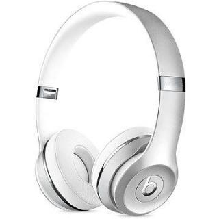Beats Solo3 Wireless - stříbrná