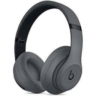 Beats Studio3 Wireless - šedá