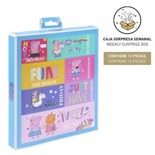 BEAUTY SET BOX SURPRISE PEPPA PIG Other One size