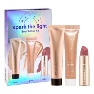 BECCA COSMETICS - Spark The Light Best Sellers Kit - Vánoční sada