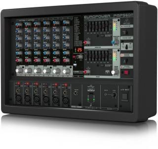 Behringer Europower PMP560M