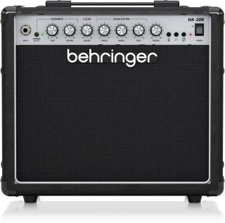 Behringer HA-20R Black