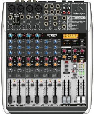 Behringer XENYX QX1204 USB