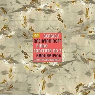 Behzod Abduraimov Rachmaninoff: Piano Concerto 3  Black