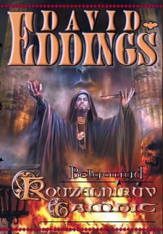 Belgariad 3 - Kouzelníkův gambit - Eddings David