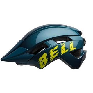 BELL Sidetrack II Child Blue/Hi-Viz
