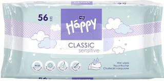 BELLA HAPPY BABY Classic sensitive 56 ks - vlhčené ubrousky