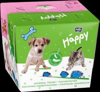BELLA HAPPY papírové kapesníčky 80 ks
