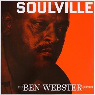 Ben Webster Soulville  Black