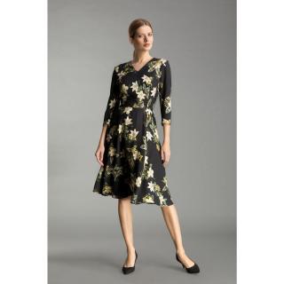 Benedict Harper Womans Dress Jane dámské Black 42