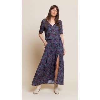 Benedict Harper Womans Dress Jasmine dámské Purple 34