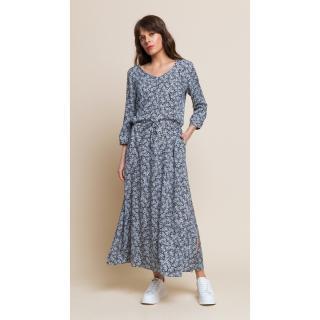 Benedict Harper Womans Dress Nancy Floral/Black dámské Floral Black 34