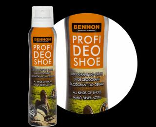 Bennon  Profi deo shoe viz obrázek Deodorant do bot