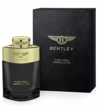 Bentley For Men Absolute - EDP - SLEVA - bez celofánu 100 ml pánské