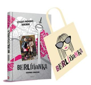 Berlíňanka - Stylový průvodce Berlínem   taška