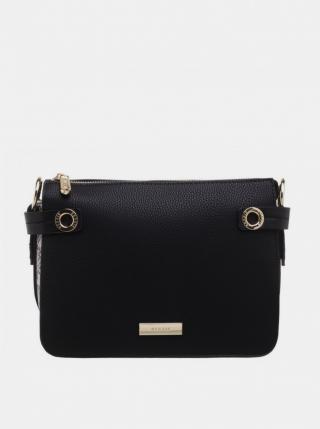 Bessie London Black Crossbody Handbag černá One size
