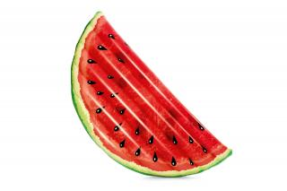 BESTWAY Lehátko nafukovací meloun 174x89cm červená