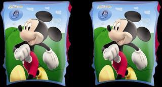 BESTWAY Rukávky nafukovací Disney Mickey Mouse 23 x 15 cm mix barev