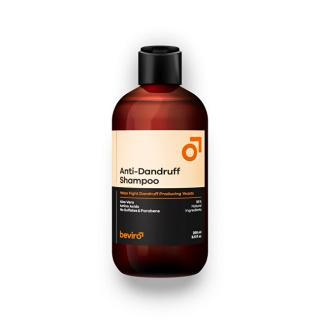 beviro Šampon proti lupům Anti-Dandruff Shampoo 250 ml - SLEVA - poškozená krabička pánské