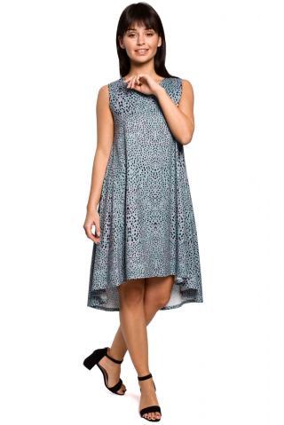 BeWear Womans Dress B141 Mint dámské Green S